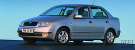 Skoda Fabia Sedan - 2001