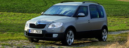 Skoda Roomster Scout - 2007