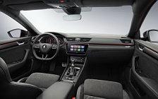 Обои автомобили Skoda Superb Combi 4x4 SportLine - 2019
