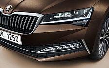 Обои автомобили Skoda Superb Laurin & Klement - 2019